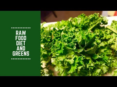 Raw Food Diet and Greens: Fruitarian by Instinct
