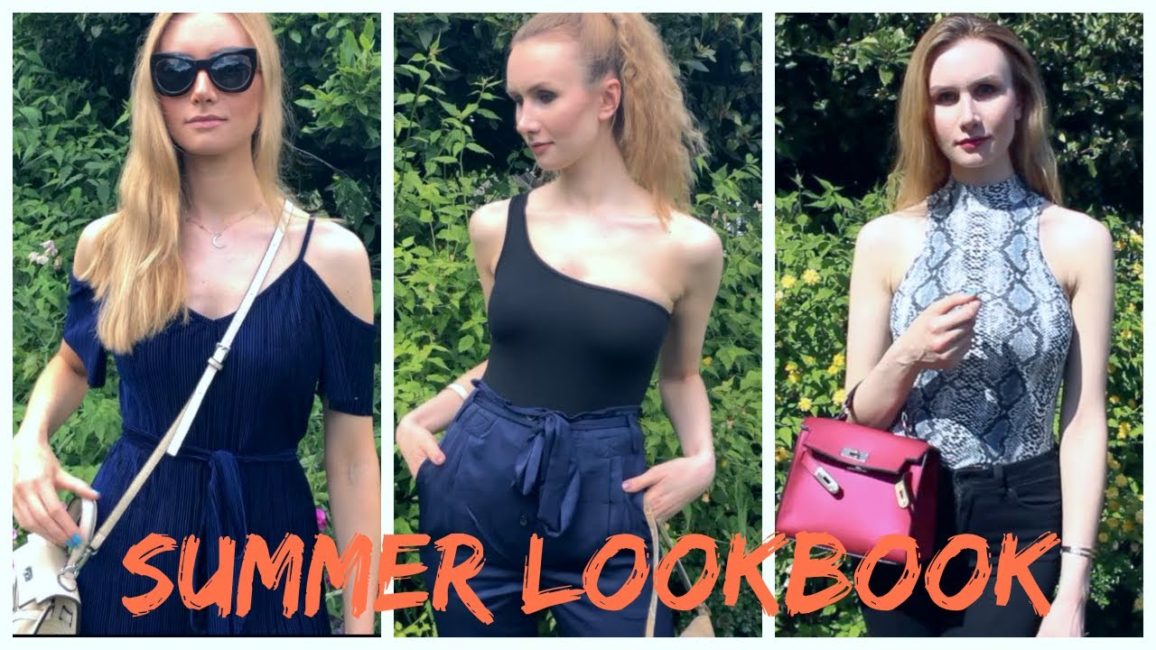 Summer 2019 Lookbook | High Street Fashion