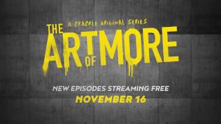 The Art of More Season Two Promo
