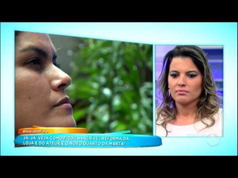 Hora Do Faro Faz Reforma Na Loja De Dona Marta