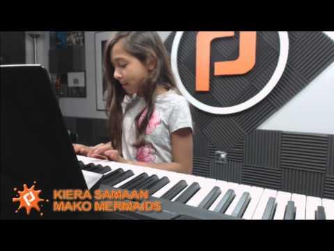 Mako Mermaids piano