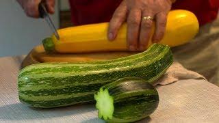 Zucchini und Fenchel Selbergemachtes aus Langerringen  Zwischen Spessart und Karwendel