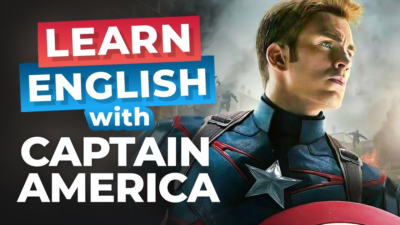 Learn English With Chris Evans   Captain America