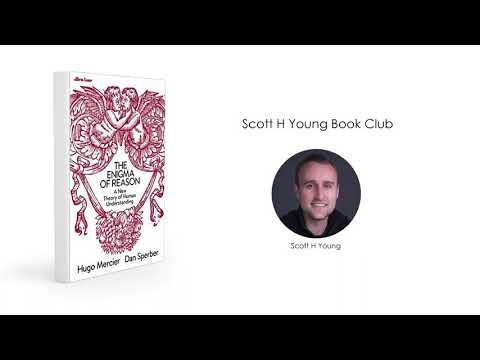 The Enigma of Reason (Book Club, April 2018)