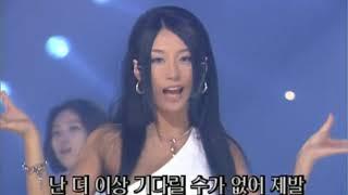베이비복스 (Baby V.O.X) - Get up (인기가요 1999.07.04)