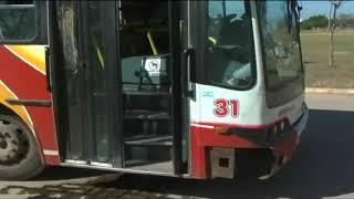 Vecinos reclaman por mejoras en transporte