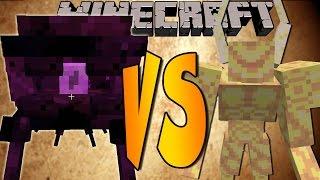 APIS VS ENYVIL - Minecraft Batallas de Mobs - Mods