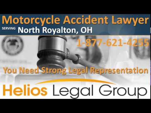 North Royalton Motorcycle Accident Lawyer & Attorney - Ohio