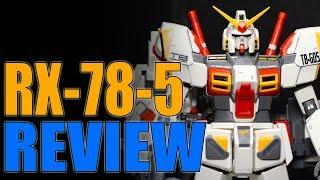 mg gundam g05 rx 78 5 review