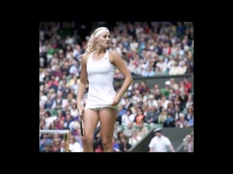KRISTINA MLADENOVIC | SEXY WTA WOMEN TENNIS PLAYER