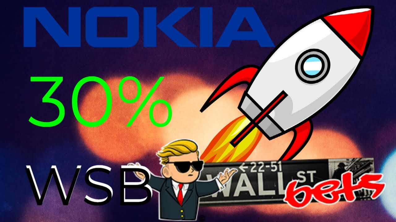 Nokia Stock Going Big!! Great Investment!!