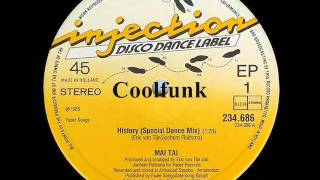 "Mai Tai - History (12"" Special Dance Mix 1985)"