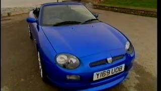 Old top gear 2001 - sportscar shootout