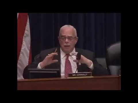 Rep. Connolly Questions Drug Czar Michael Botticelli (2014)