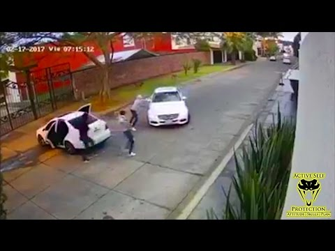 Thumbnail: Very Fast Kidnapping Teaches Car Use in Self Defense | Active Self Protection