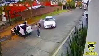 Very Fast Kidnapping Teaches Car Use in Self Defense | Active Self Protection
