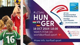IKF U21 EKC 2019 HUN - GER