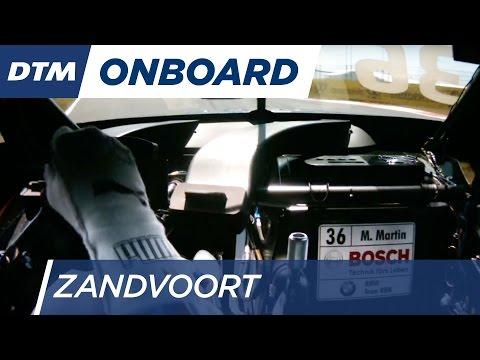 DTM Zandvoort 2016 - Maxime Martin (BMW M4 DTM) - Re-Live Onboard (Race 2)