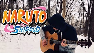 Naruto Shippuden OP 5 - Hotaru no Hikari (ホタルノヒカリ) - Fingerstyle Guitar Cover