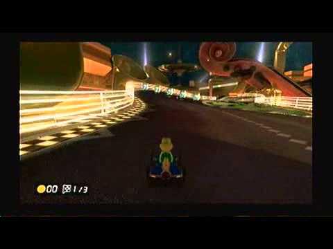 Mario Kart 8 Walkthrough Part 7 - Leaf Cup 50cc (Koopa Troopa)