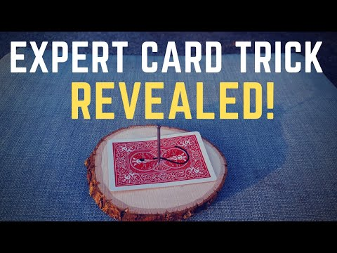Incredible Expert Card Trick Revealed (Learn the Magic Secre