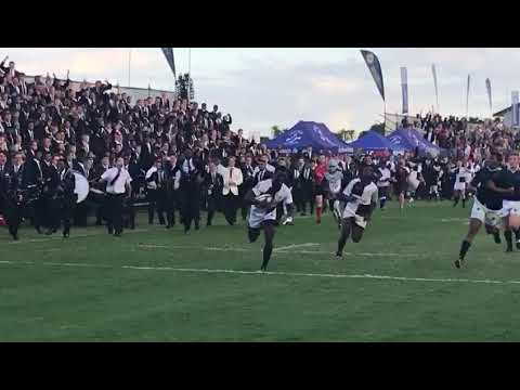 Macmillan -  South Africa Rugby - North wood high school.