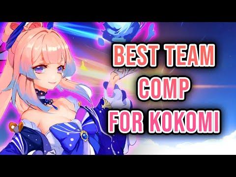 Kokomi Team Comp Guide! #Shorts