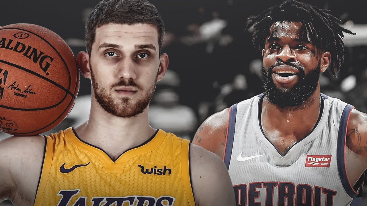 Pistons close to trading Reggie Bullock to Lakers