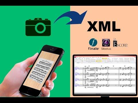 Transcribe tus partituras con... ¡una foto!