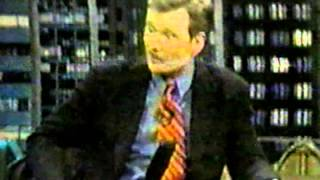 Late Night with Conan O'Brien - 1 week before final Seinfeld