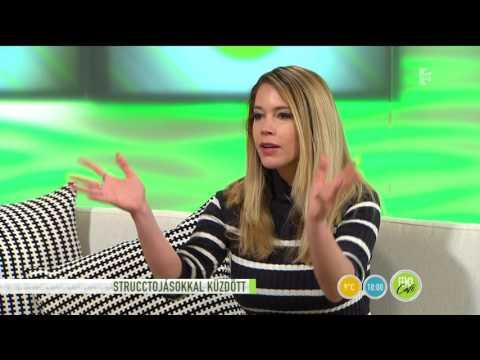 Baukó Évának megtetszett Apáti Bence! - tv2.hu/fem3cafe