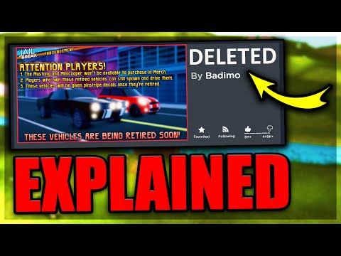 Roblox Bug Deleted Jailbreak Hack Explained Youtube