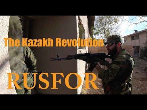 The Kazakh Revolution - RUSFOR