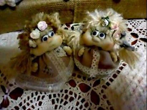Куклы домовушки своими руками