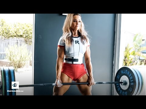 Deadlifts & Glutes Workout | Stephanie Sanzo aka StephFitMum