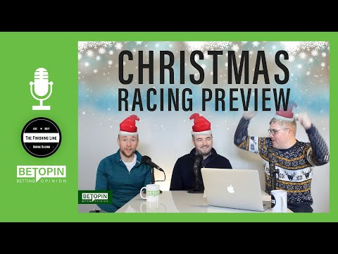 🐴 Christmas Racing Preview | King George & Leopardstown | Horse Racing Tips