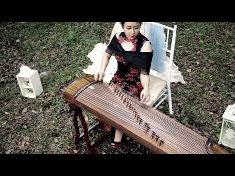 (Ellie Goulding) Love Me Like You Do - Olivia Lin Guzheng Cover