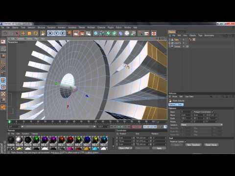 Cinema 4D - Basic Modeling Tips/Tools/Tutorial