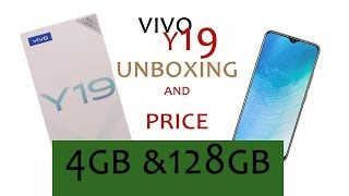 Vivo Y19 | Unboxing And Price | Specificatins And Features | Tech Refo