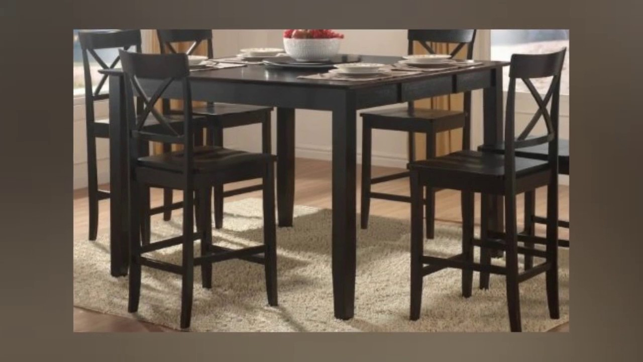 Large Round Dining Room Table With Lazy Susan Built In Closet