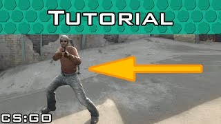Sidestep Shooting CSGO Tutorial