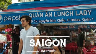 Overnight in Saigon, 36 hours in the city