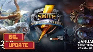 Smite World Championship 2016 angekündigt | Update