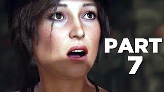 SHADOW OF THE TOMB RAIDER Walkthrough Gameplay Part 7 - TRIALS (PS4 PRO)