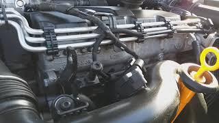 Tremblement du moteur à chaud et demarrage difficile