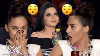 Young Girl BELTS Out Adele And Leaves Judges MINDBLOWN! | X Factor Global