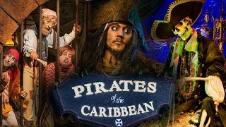 Pirates of the Caribbean FULL RIDE POV from Disneyland Paris