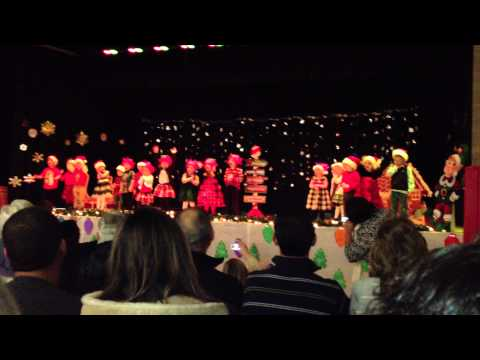 Triple R Child Care Christmas 2013 3/4 Group