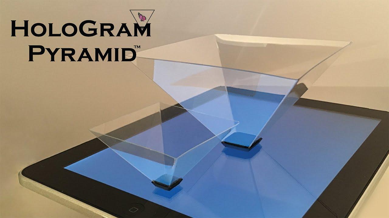 HoloGram Pyramid™ |
