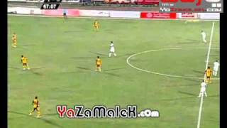 اهداف مباراة الزمالك × القادسية الكويتي